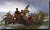 Washington Crossing the Delaware (cropped)