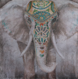 Indian Elephant III