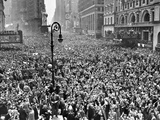 Times Square Ve Day