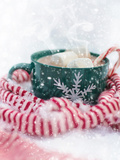 Christmas Marshmallow Mug