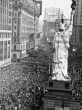 Times Square Ve Day Nyc