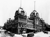 Grand Central Depot 1885