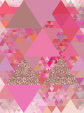 Triangles Abstract Pattern 13