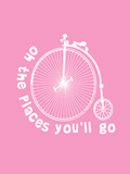 Dr Seuss Bike Pink