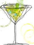 Wild Apple Martini Large