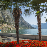 Lake Garda Gorgeous Riverside In Limone Sul Garda