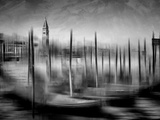 City Art Venice Grand Canal Monochrome