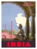India - Lloyd Triestino Italian Shipping Company