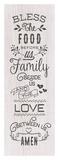 Food  Family  Love