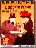 Leonetto Cappiello Absinthe Edouard Pernot Poster