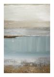 Echo Beach Giclée par Caroline Gold