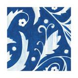 Tangled In Blue I