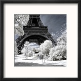Another Look - Paris Reproduction encadrée par Philippe Hugonnard