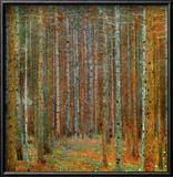 Tannenwald (Pine Forest)  c1902