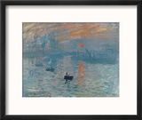 Impression: Sunrise  1872
