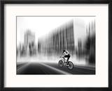The Biker Reproduction encadrée par Josh Adamski