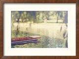 If Monet Had Painted Cambridge Reproduction encadrée par Laura Evans
