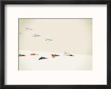 Paper Planes Reproduction encadrée par Jason Ratliff