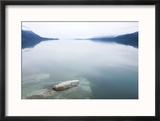 Alaska Calm Reproduction encadrée par Paul Edmondson