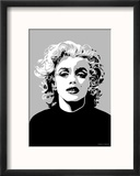 Marilyn - Goodbye Norma Jean Reproduction encadrée par Emily Gray