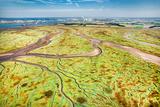 Netherlands  Nieuw Namen  Westerschelde River