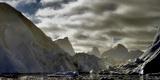 Ilulissat Greenland  Ice Fjord  Icebergs  Denmark