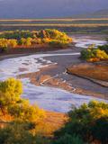 Tonto Creek at Sunrise [Tonto National Forest] Arizona