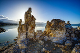 Tufa  Mono Lake  Ca  Us