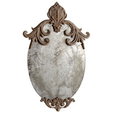 Charlemagne Mirror