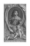 William Russel Earl of Bedford  c1742