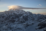 The Summit of Mount Denali  Formerly Mount Mckinley