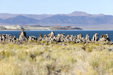 View of the Tufa Towers at Mono Lake