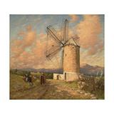Eine spanische Mühle
