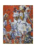 Tänzerpaar  Die Sacharoffs Dancing Coouple  The Sacharoffs 1928