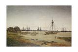 Hafen bei Mondschein 1811