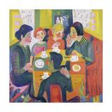 Kaffeetisch 1923 - 24