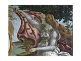 Birth of Venus Detail: Flora Around 1484