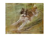 Jumping dog Schlick 1904