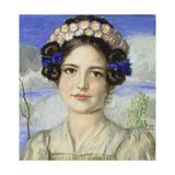 Bildnis der Tochter Mary