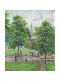 Saint Anne's Church  Kew  London 1892