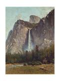 Bridal Veil Falls - Yosemite Valley