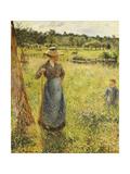 The Haymaker (La Faneuse) 1884