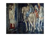 Sir Gawain und Sir Ewain scheitern auf der Suche nach dem Heiligen Gral