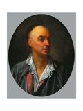 Portrait von Denis Diderot