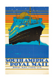 'South America by Royal Mail Lines'