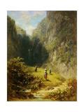 Heuernte im Hochgebirge