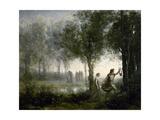 Orpheus Leading Eurydice from the Underworld 1861