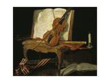 Stillleben mit Violine