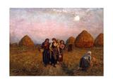 Dawn labour (Ardeurs du crepuscule) 1900