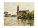 Raadhuspladsen  Copenhagen 1893